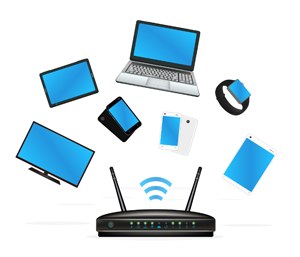無線LAN構築事例